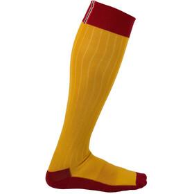 Amundsen Sports Performance Socks Yellow Haze